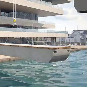 Bi-tech Floating Pontoon