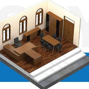 Bi-tech Floor Raising